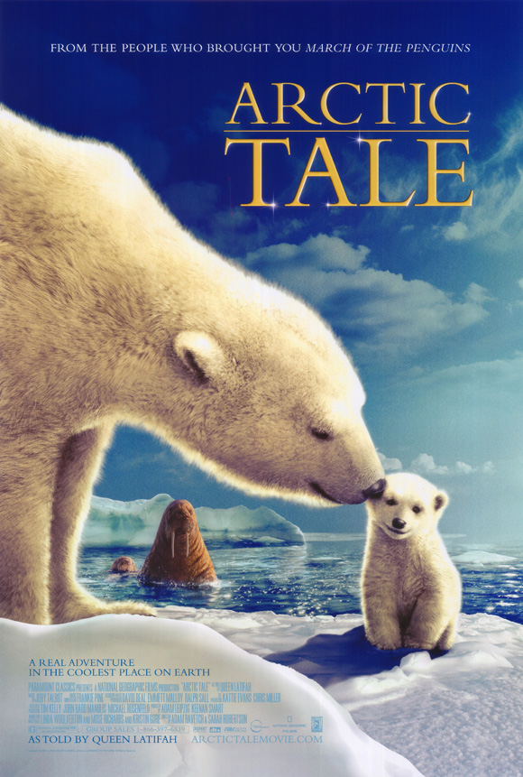 Arctic Tale movie poster.