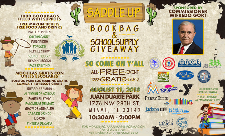 School Book Giveaway Central Florida