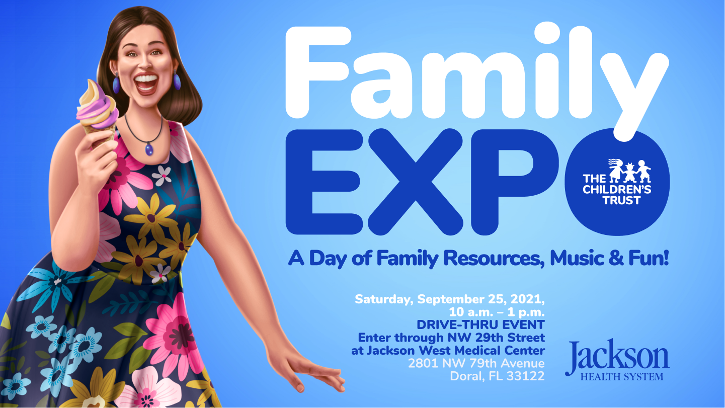 Family Expo at Jackson West Medical Center