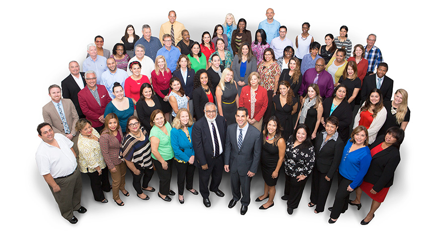 The Children's Trust Staff Photo