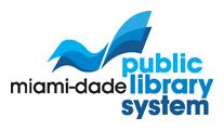 Miami-Dade County Public Library System logo