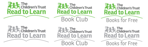 Logos for Read to Learn, Read to Learn Book Club and Read to Learn Books for Free