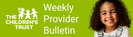 Weekly Provider Bulletin