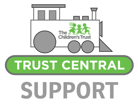 Trust Central Support Logo