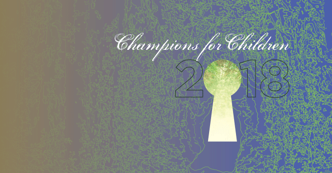 Champions for Children 2018 Invitation