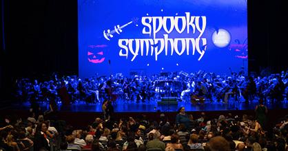 Spooky Symphony is back.
