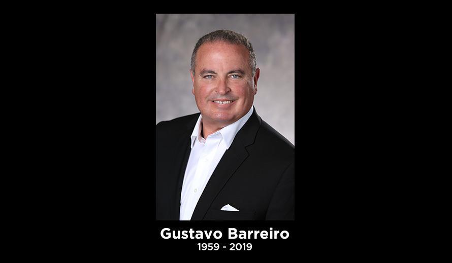 Gustavo Barreiro, 1959 - 2019