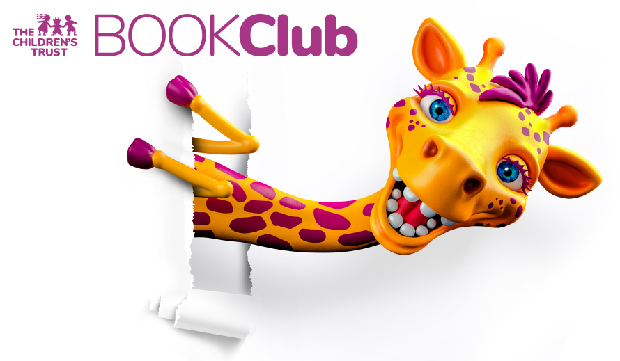 Book Club Giraffe