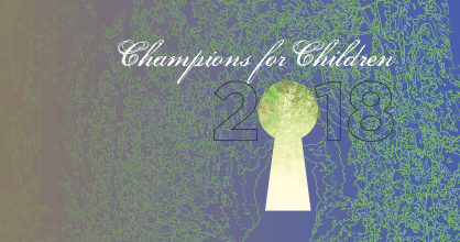 Gráfica del evento Champions for Children